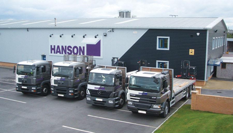 About Hanson garages