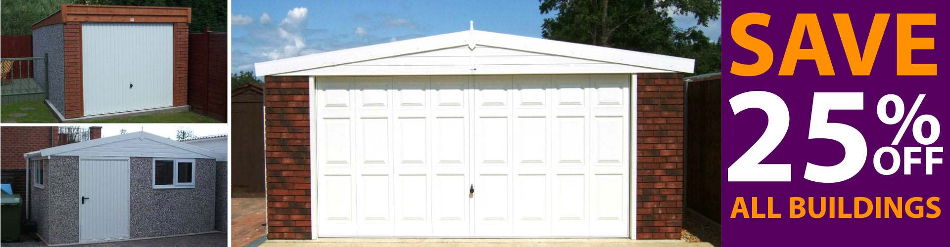 Concrete Garages