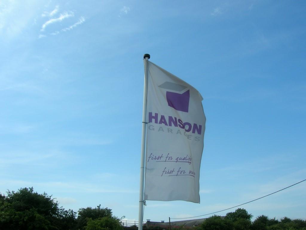 Hanson Garages Agent