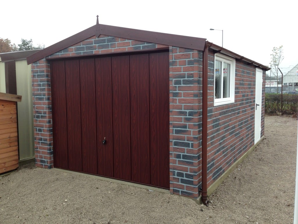 Hanson Concrete Shed Ideal For Workshops And Sheds Garage Alarm Circuit Schematic Diagram Garages