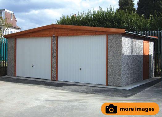Apex Garage Range Concrete Garages Hanson