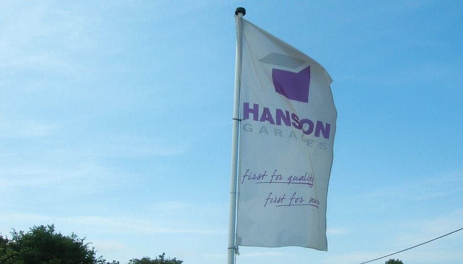 Why choose Hanson Garages