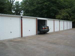Battery Garages