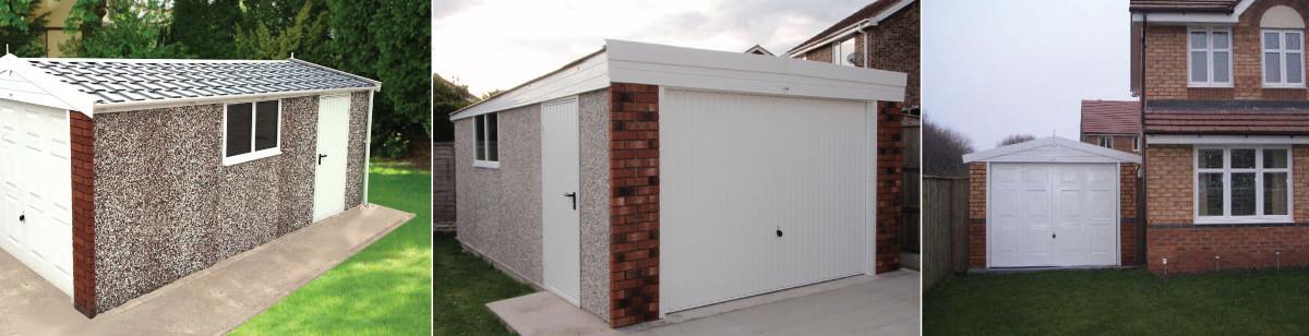 Royale Concrete Garages