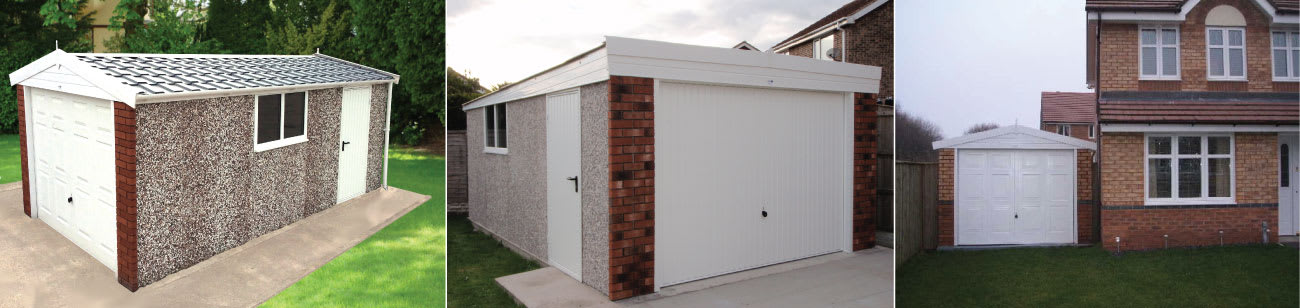 Royale Concrete Garages