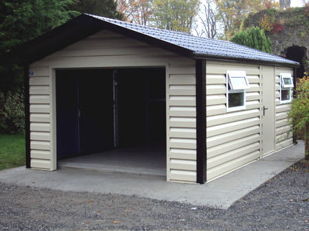 Hanson Concrete Garages First For Quality First For Service