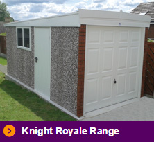 knight royale range